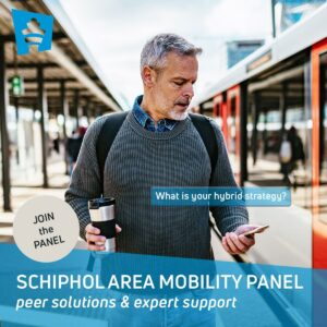 Schiphol Mobility Panel